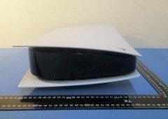 PS5: imagens reais mostram que a nova consola é bem maior do que se pensava!