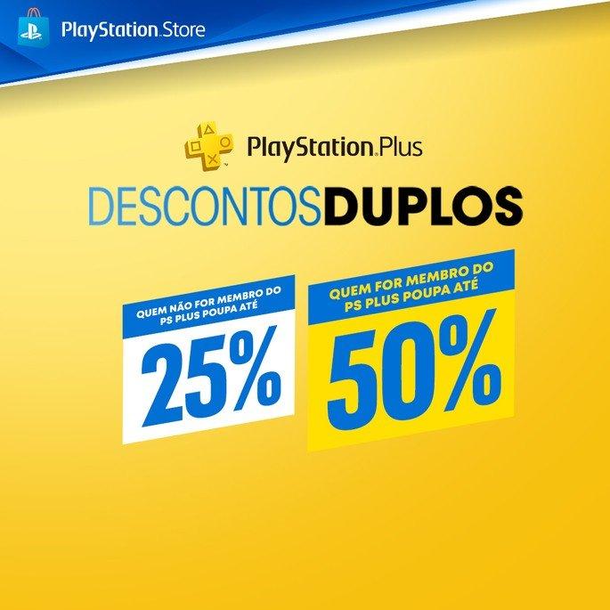 PS5 Descontos Duplos