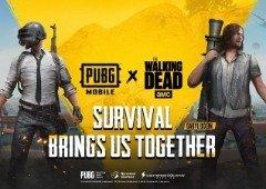 PUBG Mobile adiciona itens de The Waking Dead por tempo limitado