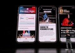 Publicações estão descontentes com as receitas originadas no Apple News+