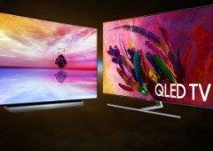 QLED vs OLED: entende as diferenças antes de escolheres uma TV
