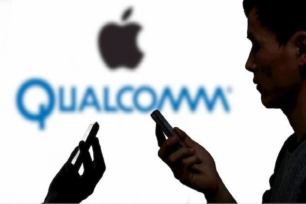 qualcomm apple