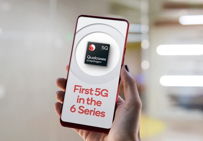 Qualcomm Snapdragon 690 smartphones android