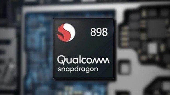 Qualcomm Snapdragon 898 chip