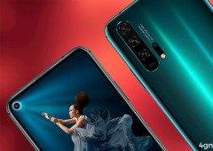 Qualidade fotográfica do Huawei Honor 20 Pro idêntica ao OnePlus 7 Pro