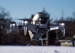 Quão resistente é um bom drone? Eis os limites do novo DJI FPV