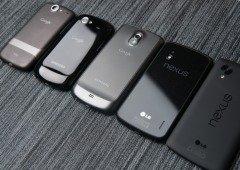 Que saudades de um smartphone NEXUS! Google precisa de repensar os smartphones!