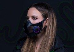 Razer apresenta a máscara mais inteligente do mundo para combater a Covid-19