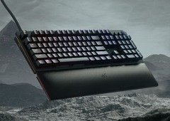 Razer Huntsman V2 Analog vai revolucionar a forma como jogas no PC