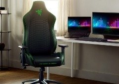 """Razer Iskur X é a nova cadeira de luxo para """"Gaming a sério"""""""