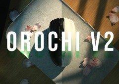 Razer Orochi V2 é o novo rato sem-fios para jogos com bateria para 900 horas