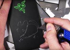 Razer Phone sobrevive ao teste de durabilidade do canal JerryRigEverything