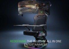 Razer quer elevar a experiência gamer para patamares nunca antes vistos com nova cadeira!
