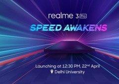 Realme 3 Pro: O nemesis do Xiaomi Redmi Note 7 Pro já tem data de apresentação!