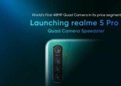 Realme 5 Pro tem tudo para ser um sucesso a nível mundial! Descobre porquê!