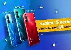Realme 5: série de smartphones volta a provar que é a principal ameaça da Xiaomi!
