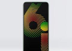 Realme 6i tem design revelado oficialmente antes do lançamento