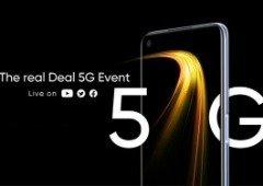 Realme 7 5G chega à Europa durante a Black Friday e o preço deverá impressionar!