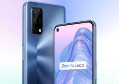 Realme 7 5G é oficial na Europa: rival do Xiaomi Mi 10T Lite chegou