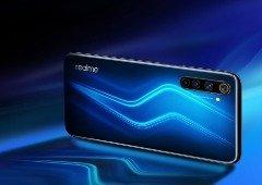 Realme 7 Pro chega em breve com características impressionantes
