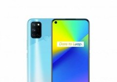 Realme 7i: imagens mostram design completo do smartphone barato
