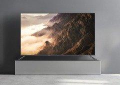 Realme apresentou a primeira Smart TV com um ecrã SLED
