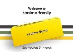 Realme Band, a concorrente à Xiaomi Mi Band 4, já tem data de apresentação