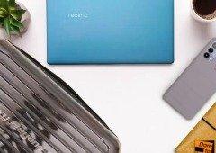 Realme Book é oficial! PC portátil de 14'' e processadores Intel de 11.ª gen