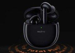 Realme Buds Air 2 TWS: auriculares sem fios com ANC por menos de €40