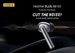 Realme Buds Air Pro: os earphones sem fios que vão dar quer falar! Conhece algumas características