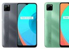 Realme C11: novo smartphone com super bateria e preço inacreditável!