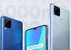 """Realme C15 já tem data de lançamento. E a sua bateria é """"monstruosa"""""""