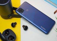 Realme C15 tem especificações reveladas! Destinado a fazer frente ao barato Xiaomi Redmi 9C
