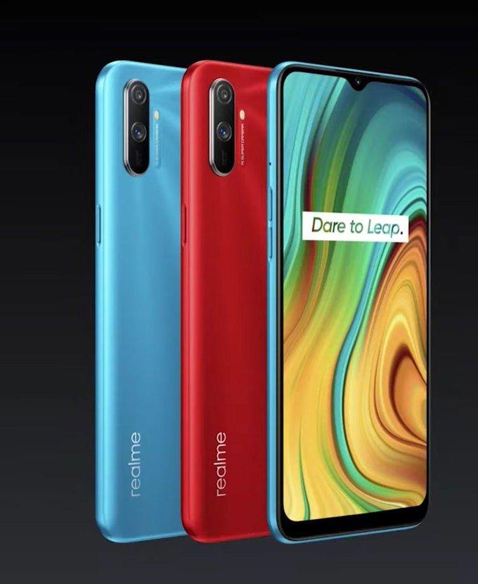 Realme C3 smartphone Xiaomi Redmi