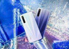 Realme certifica bateria massiva para os seus futuros smartphones!