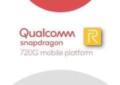 Realme coloca-se na linha da frente e será das primeiras a estrear o Snapdragon 720G