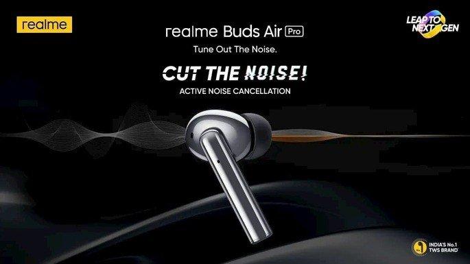 Realme Buds Air Pro
