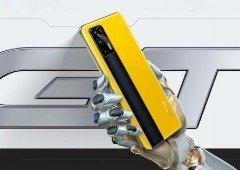 Realme GT 5G chega à Europa por preço incrível e traz consigo novos gadgets!