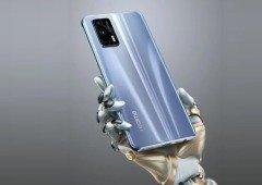 Realme GT 5G: imagem oficial revela design mais tradicional do que esperado