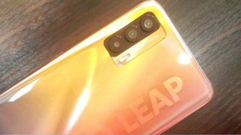 Realme Koi aparece na primeira imagem real! Este é o primeiro da marca com o Snapdragon 888