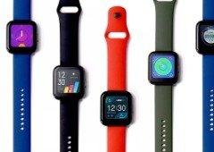 Realme lançou o seu primeiro smartwatch e é mais um claro ataque à Xiaomi!