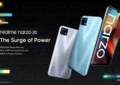 Realme Narzo 20 é oficial com incrível relação preço/qualidade e não vem sozinho!