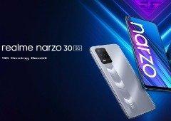 Realme Narzo 30 5G: smartphone bom e barato já chegou à Europa