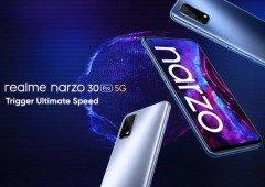 Realme Narzo 30 Pro e Narzo 30A apresentados oficialmente!