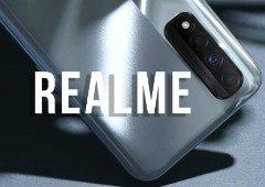 Realme Narzo 30 todos os seus segredos em vídeo e imagens oficiais antes da apresentação