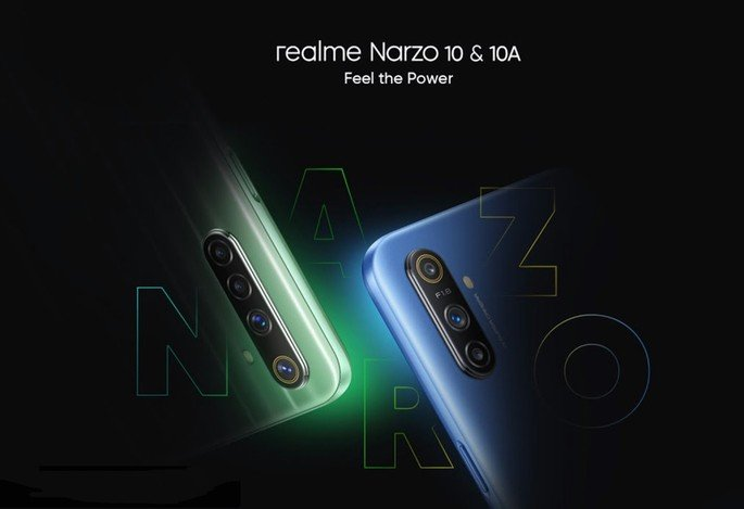 Realme Narzo combater Xiaomi Redmi