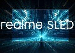 Realme prepara-se para lançar a primeira Smart TV com tecnologia SLED!
