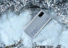 Realme revelou o nome do seu smartphone mistério! Conhece as especificações