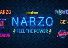 """Realme revelou o que será o """"Narzo""""! Afinal não é um smartwatch"""