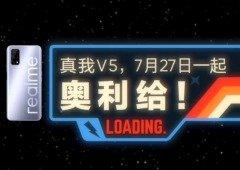 Realme V5 já tem data de apresentação oficial! Vai chegar mais cedo do que era esperado